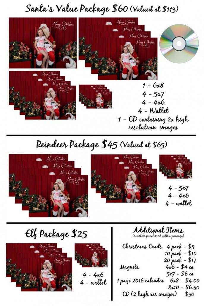 Santa Packages 2015
